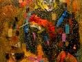 Абсент (масло, картон, 70х83,5, 2000)
