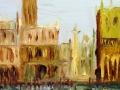 Венеция (масло, картон, 49х69, 2003)