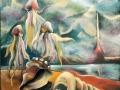 Мираж (пастель, 50х62, 1998)