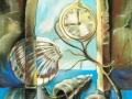 Морские ворота (пастель, 50х62, 1999)