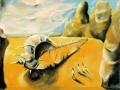 Пришельцы (пастель, 50х62, 1999)