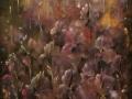 Ирисы (шёлк, 72х68, 2007)